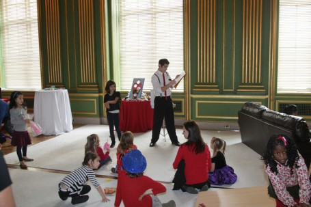 Party planners in dc for kid events, childrens magician for hire in Washington, DC